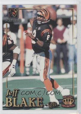 1995 NFL Players Party (Stay Cool in School) #JEBL - Jeff Blake Pacific