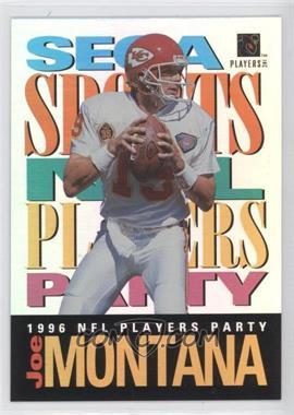1995 NFL Players Party (Stay Cool in School) #JOMO - Joe Montana Upper Deck