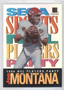 1995 NFL Players Party (Stay Cool in School) #N/A - Joe Montana
