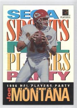 1995 NFL Players Party #N/A - Joe Montana