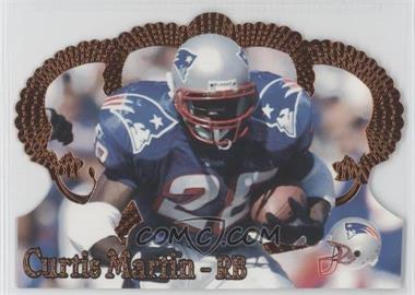 1995 Pacific Crown Royale Copper #78 - Curtis Martin