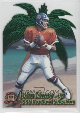 1995 Pacific Crown Royale Pro Bowl Die-Cuts #PB-3 - John Elway