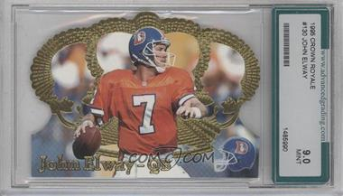1995 Pacific Crown Royale #130 - John Elway [ENCASED]