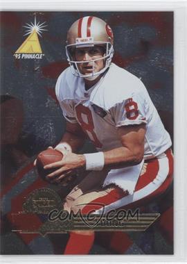 1995 Pinnacle Super Bowl Card Show - [Base] #1 - Steve Young