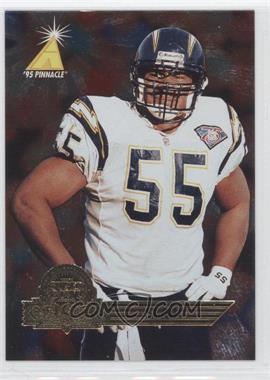 1995 Pinnacle Super Bowl Card Show - [Base] #14 - Junior Seau