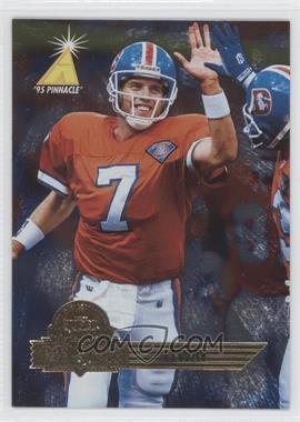 1995 Pinnacle Super Bowl Card Show - [Base] #5 - John Elway