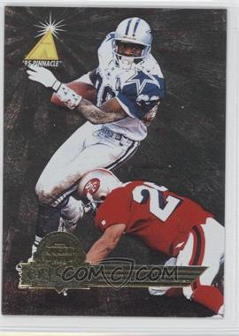 1995 Pinnacle Super Bowl Card Show - [Base] #9 - Michael Irvin