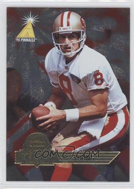 1995 Pinnacle Super Bowl Card Show [???] #1 - Steve Young