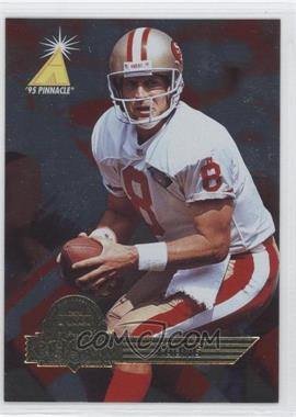 1995 Pinnacle Super Bowl Card Show [???] #1 - Steve Young