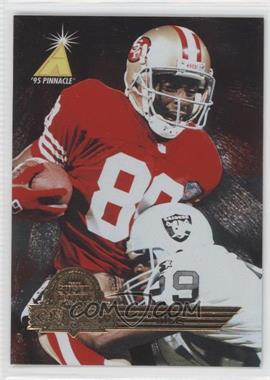 1995 Pinnacle Super Bowl Card Show [???] #12 - Jerry Rice