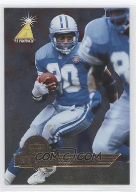 1995 Pinnacle Super Bowl Card Show [???] #13 - Barry Sanders