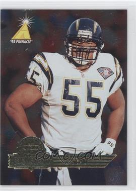 1995 Pinnacle Super Bowl Card Show [???] #14 - Junior Seau