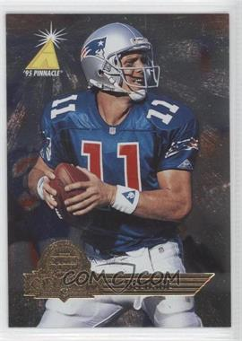 1995 Pinnacle Super Bowl Card Show [???] #4 - Drew Bledsoe