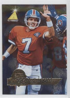 1995 Pinnacle Super Bowl Card Show [???] #5 - John Elway