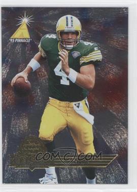 1995 Pinnacle Super Bowl Card Show [???] #6 - Brett Favre