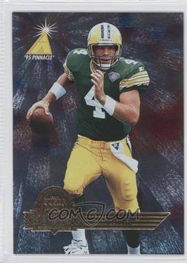 1995 Pinnacle Super Bowl Card Show [???] #6 - Brett Favre