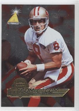 1995 Pinnacle Super Bowl Card Show #1 - Steve Young