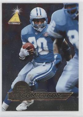1995 Pinnacle Super Bowl Card Show #13 - Barry Sanders