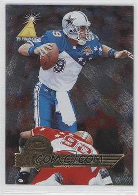 1995 Pinnacle Super Bowl Card Show #3 - Troy Aikman