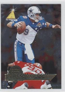 1995 Pinnacle Super Bowl Card Show #3 - Troy Aikman