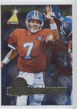 1995 Pinnacle Super Bowl Card Show #5 - John Elway