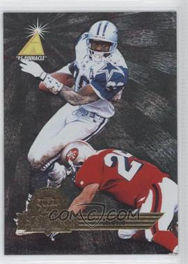 1995 Pinnacle Super Bowl Card Show #9 - Michael Irvin