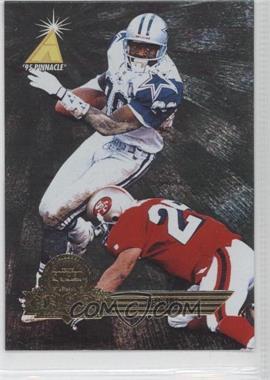 1995 Pinnacle Super Bowl Card Show #9 - Michael Irvin