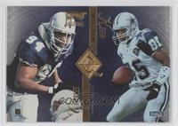 Kevin Williams, Charles Haley, Jay Novacek, Daryl Johnson