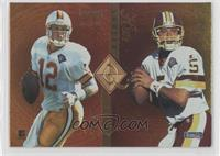 Mark Brunell, Jeff Blake, Heath Shuler, Trent Dilfer
