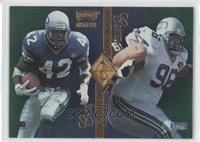Chris Warren, Cortez Kennedy, Brian Blades, Sam Adams