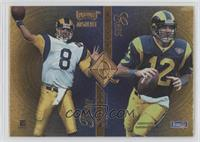 Isaac Bruce, Johnny Bailey, Tommy Maddox, Chris Miller
