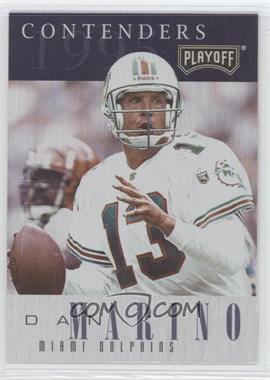 1995 Playoff Contenders #13 - Dan Marino