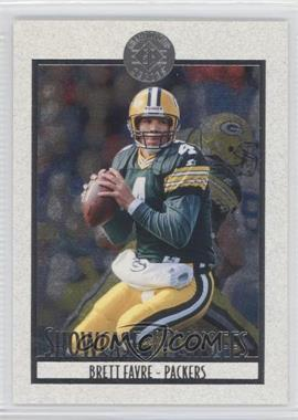 1995 SP Championship Series Showcase of the Playoffs #PS6 - Brett Favre