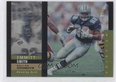 1995 SP Holoview #31 - Emmitt Smith