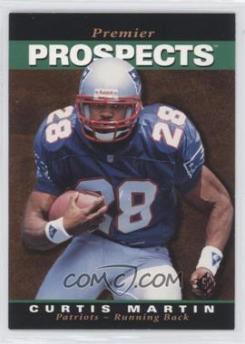 1995 SP #18 - Curtis Martin
