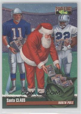 1995 Santa Claus [???] #1 - Sam Clancy