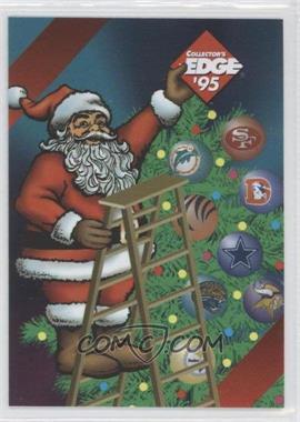 1995 Santa Claus [???] #N/A - [Missing]