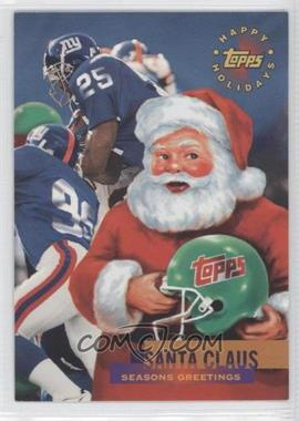 1995 Santa Claus [???] #N/A - Sam Clancy