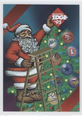 1995 Santa Claus #CE - Santa Claus (Collector's Edge)