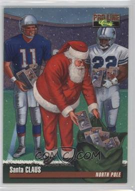 1995 Santa Claus #SANTA 1 - Santa Claus (Classic Pro Line)