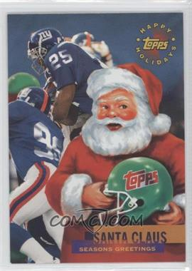 1995 Santa Claus #TO - Santa Claus (Topps)