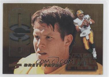 1995 Score Pass Time #PT 7 - Brett Favre