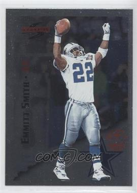 1995 Score Red Siege Artist's Proof #10 - Emmitt Smith