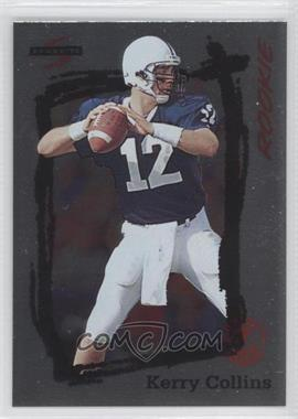 1995 Score Red Siege Artist's Proof #256 - Kerry Collins
