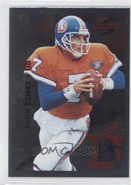 1995 Score Red Siege Artist's Proof #32 - John Elway