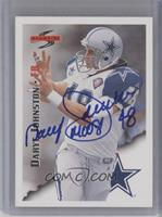 Daryl Johnston [JSA Certified Auto]