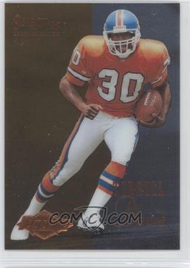 1995 Select Certified Edition - [Base] #126 - Terrell Davis