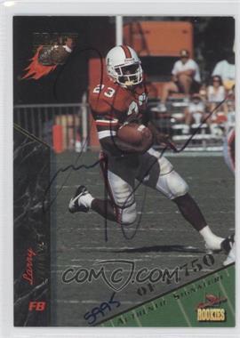 1995 Signature Rookies [???] #46 - Larry Jones /7750