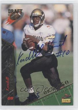 1995 Signature Rookies [???] #67 - Kordell Stewart /7750