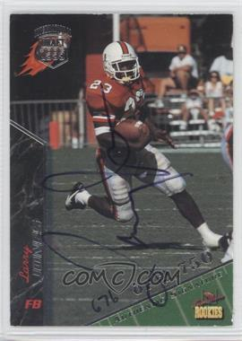 1995 Signature Rookies International Signatures [Autographed] #46 - Larry Jones /2750